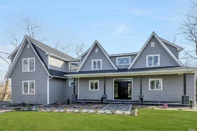Eastport Single Family Home For Sale: 431 Montauk Hwy