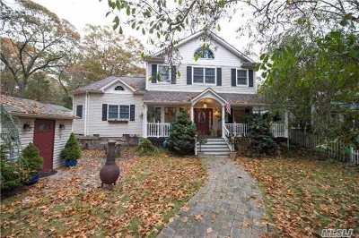Huntington Single Family Home For Sale: 24 Cooper Ave