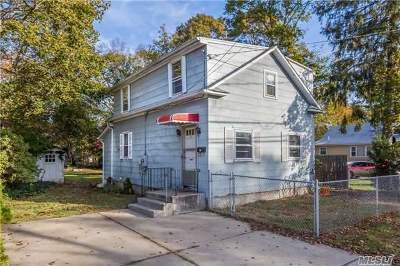 Islip Single Family Home For Sale: 17 Lincoln Ave