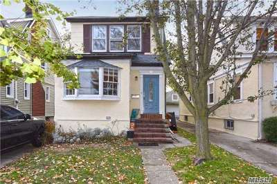 Bayside Single Family Home For Sale: 45-14 202nd St