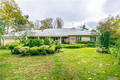 Great Neck Single Family Home For Sale: 127 Kings Point Rd