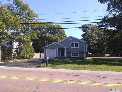Farmingville Single Family Home For Sale: 616 College Rd