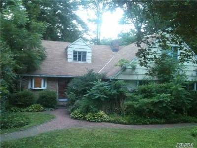 Roslyn Single Family Home For Sale: 95 Spruce St