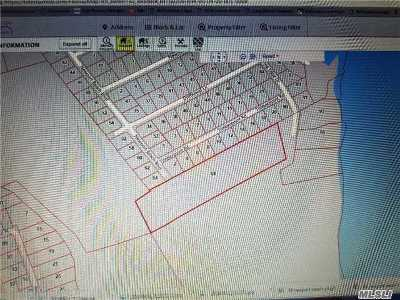East Moriches Residential Lots & Land For Sale: 68 Newport Beach Blvd
