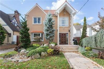 Queens County Single Family Home For Sale: 47-56 Glenwood St