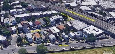 Queens County Residential Lots & Land For Sale: 48-43 58th Pl