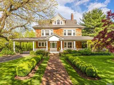 Northport Single Family Home For Sale: 44 Norwood Ave
