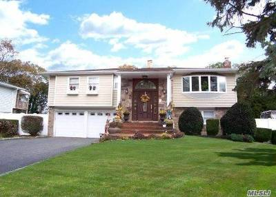 Smithtown Single Family Home For Sale: 131 Saint Nicholas Ave