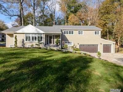Nassau County Single Family Home For Sale: 60 Chestnut Dr