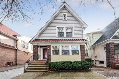 Queens County Single Family Home For Sale: 88-58 81st Ave