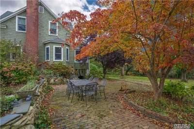 Setauket Single Family Home For Sale: 8 Lake St