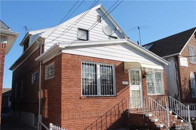 Elmhurst Single Family Home For Sale: 56-17 84th St
