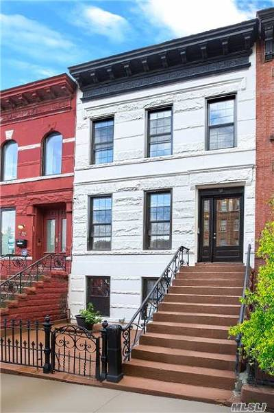 Brooklyn Multi Family Home For Sale: 750 Lincoln Pl