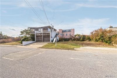Lido Beach Single Family Home For Sale: 82 Woodhail St