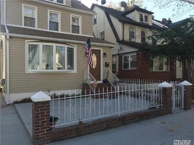 Queens County Multi Family Home For Sale: 213-24 112th Ave