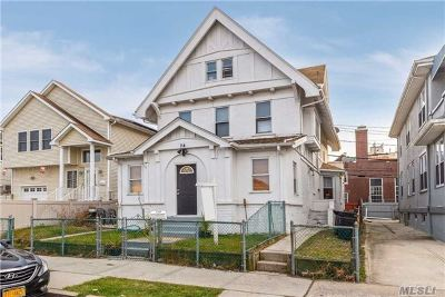 Long Beach Multi Family Home For Sale: 114 E Chester St