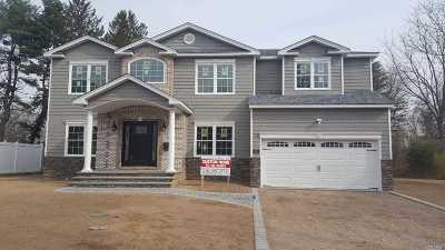 Nassau County Single Family Home For Sale: 49 Sherman Dr