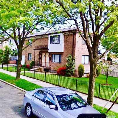 Whitestone Multi Family Home For Sale: 157-14 20th Rd