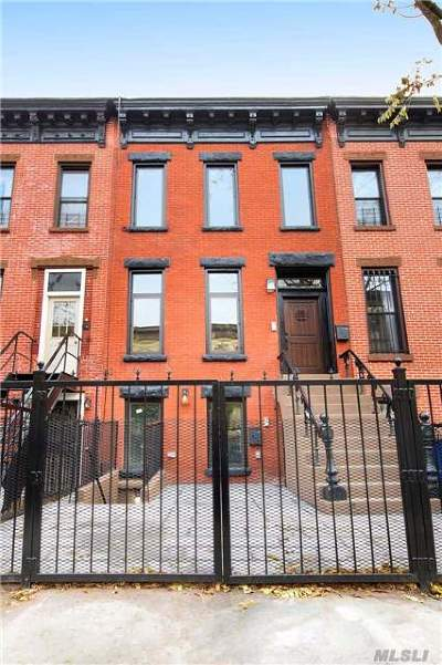 Brooklyn Multi Family Home For Sale: 406 Chauncey St