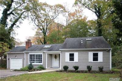 Stony Brook Single Family Home For Sale: 152 Christian Ave