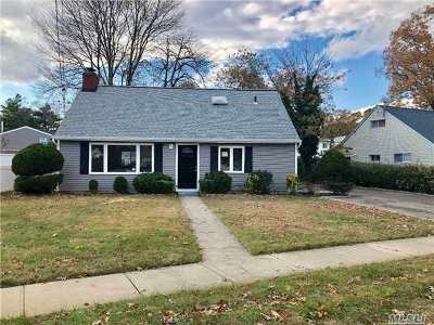 Copiague Single Family Home For Sale: 33 N Emerson Ave