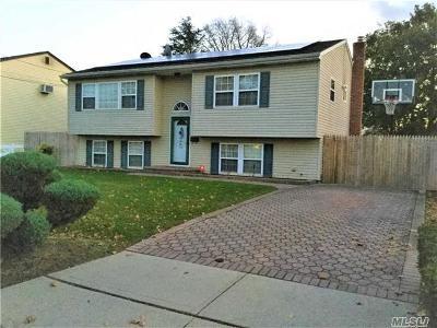 Lindenhurst Single Family Home For Sale: 325 44th St