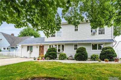 Hicksville Single Family Home For Sale: 63 Winter Ln