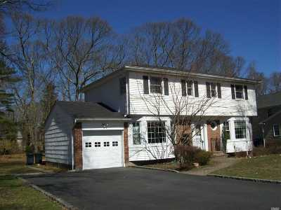 Smithtown Single Family Home For Sale: 7 Harloquin Dr