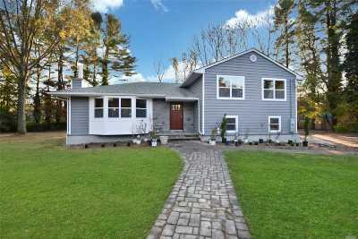 Huntington NY Single Family Home For Sale: $899,000
