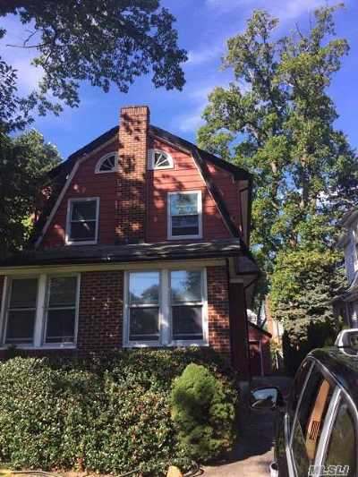 Flushing Single Family Home For Sale: 27-30 165 St