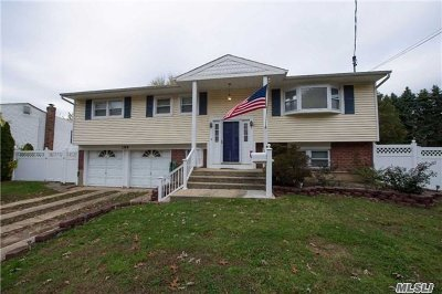 Deer Park Single Family Home For Sale: 189 Old Country Rd