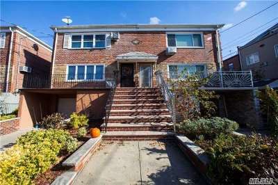 Middle Village Multi Family Home For Sale: 63-59 75th St