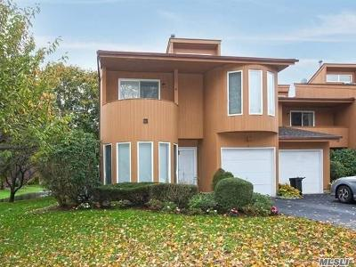 Hauppauge Condo/Townhouse For Sale: 78 Kristin Ln