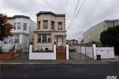 Corona Multi Family Home For Sale: 33-38 106th St