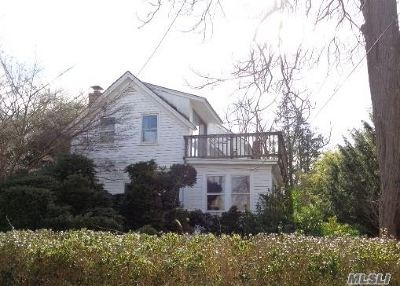 E. Setauket Single Family Home For Sale: 4 Hawkins Ave