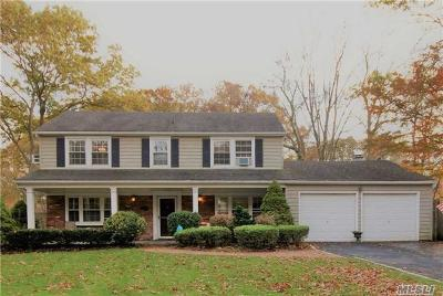 Stony Brook Single Family Home For Sale: 142 Sycamore Cir