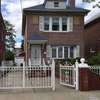 Queens County Single Family Home For Sale: 146-11 Willets Point Blvd