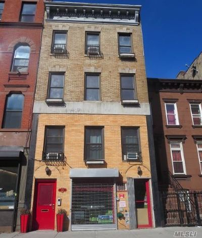 Brooklyn Condo/Townhouse For Sale: 454 Nostrand Ave