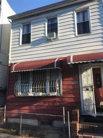 Brooklyn Multi Family Home For Sale: 112 Conklin Ave