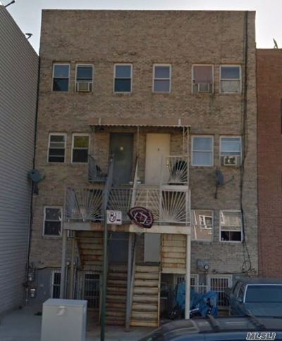 Brooklyn Multi Family Home For Sale: 13 Columbus Pl