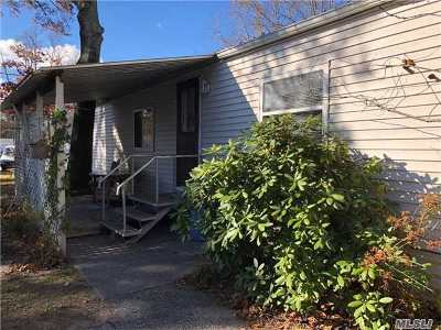 Suffolk County Rental For Rent: 37-46 Hubbard Ave