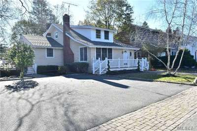 Greenlawn Single Family Home For Sale: 18 W Maple Rd