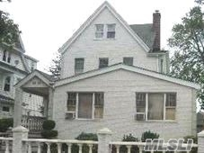 Queens County Multi Family Home For Sale: 89-23 Lefferts Blvd