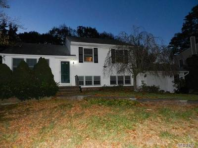 Suffolk County Single Family Home For Sale: 44 N Bruce Ln