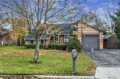 Suffolk County Single Family Home For Sale: 6 Curtis Ave