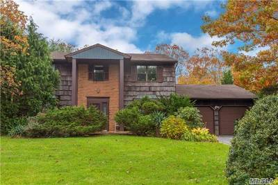 Suffolk County Single Family Home For Sale: 7 Twilight Ct