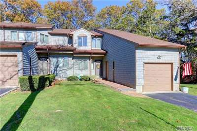 Suffolk County Condo/Townhouse For Sale: 65 Jeremy Cir