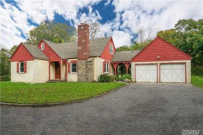 Setauket Single Family Home For Sale: 83 North Country Rd