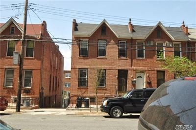 Brooklyn Multi Family Home For Sale: 680 Lincoln Ave
