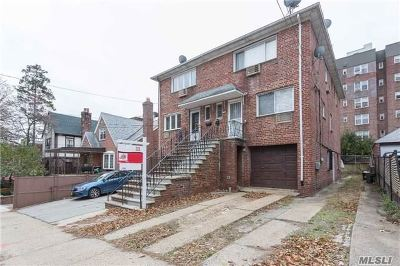 Forest Hills Multi Family Home For Sale: 67-22 Burns St